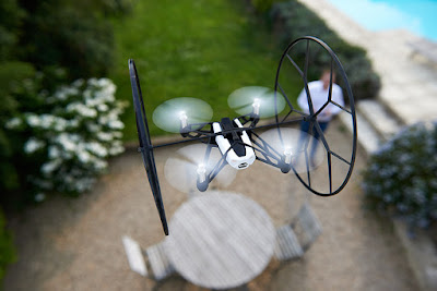 Spesifikasi Parrot Rolling Spider - OmahDrones