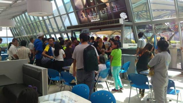 Realizan jornada de vacunación contra la difteria en el Sambil y CCCT