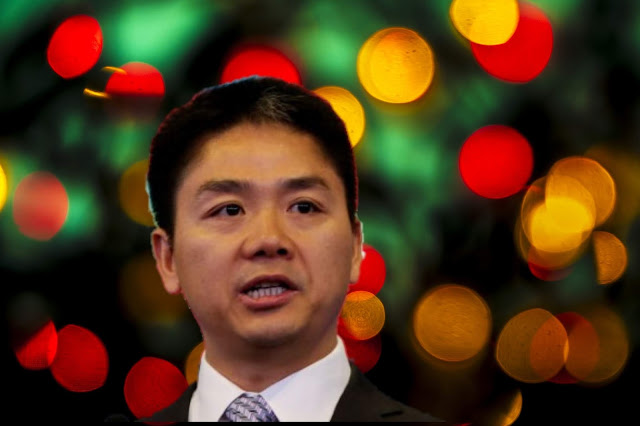 Chinese billionaire arrested on suspicion of rape in America, say police