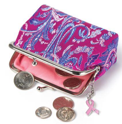 avon coin purse