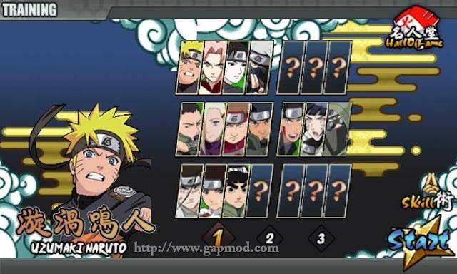 Download Naruto Senki The Final Fixed Apk