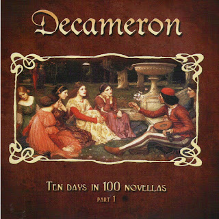 Colossus Projects -2011 - Decameron - Ten days in 100 novellas - Part I
