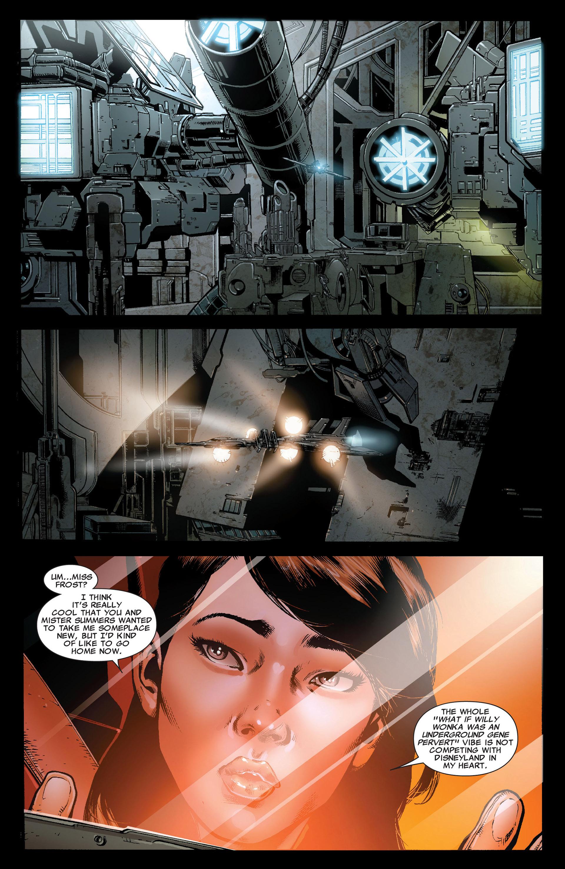 Read online Astonishing X-Men (2004) comic -  Issue #34 - 21