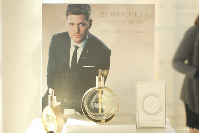 beautypress Blogger Event Oktober 2016 - By Invitation Michael Bublé