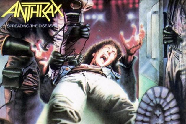 #Especial: Spreading The Disease - Anthrax: Infeccioso y Letal
