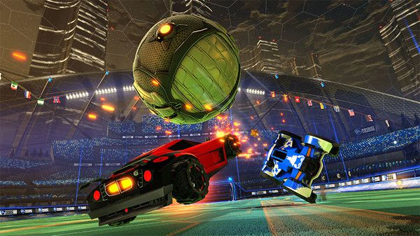 Rocket League Anniversary