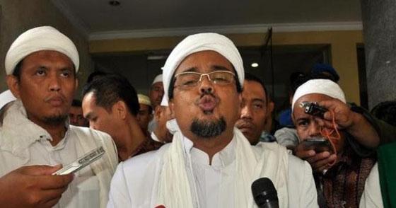 Efek Dari Ucapan Riziq Bagi Umat Islam Indonesia