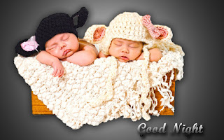 Good Night Wishes for Son & Daughter