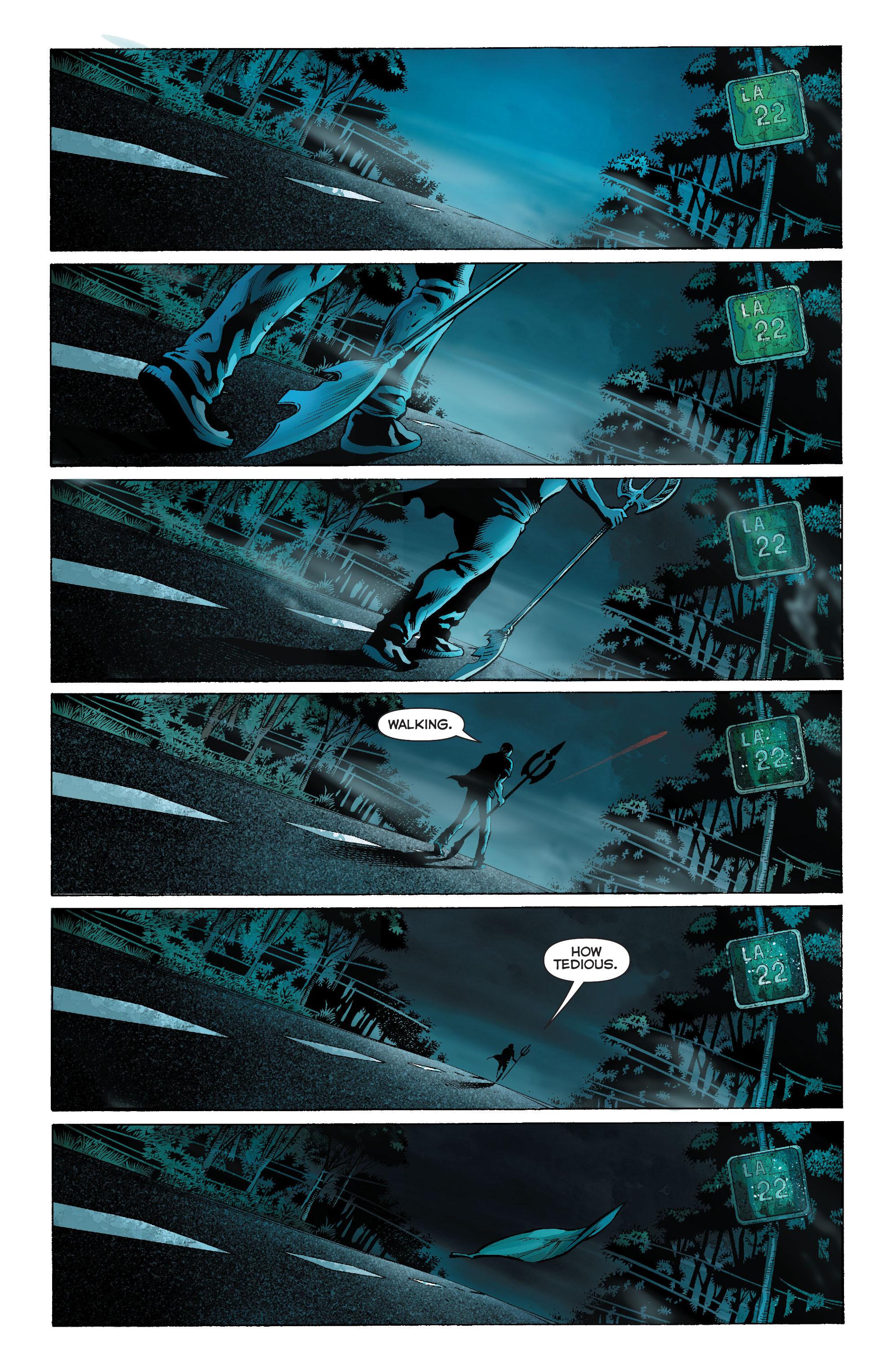 Read online Aquaman (2011) comic -  Issue #23.2 - 11