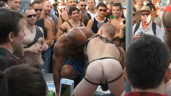 FOLSOM STREET PORN GAY
