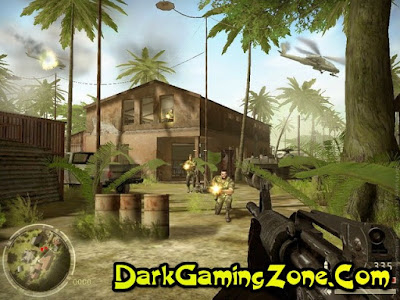 Army Ranger Mogadishu Game - Free Download Full Version For PC