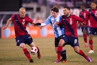 Copa America, USA, Argentina, Lionel Messi
