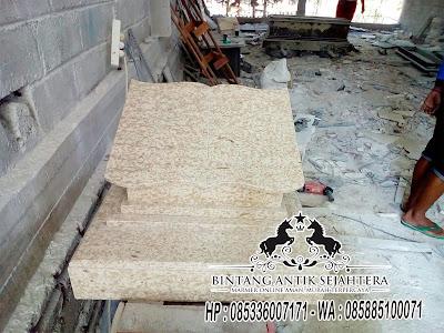 Model Batu Nisan Kuburan Islam