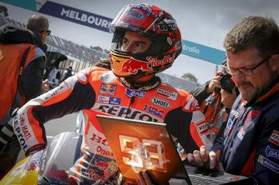 Klasemen Sementara MotoGP Usai GP Philip Island, Australia 2016