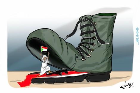اجي تفهم..فرحة السودانيين تتحول إلى غضب بعد ساعات من الإطاحة بالبشير