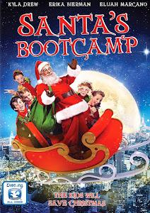 Santa's Boot Camp Poster