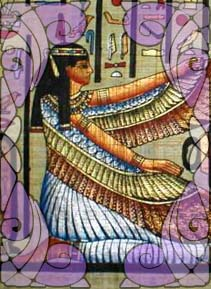 Illustration of Isis | Wicca, Magic, Witchcraft, Paganism