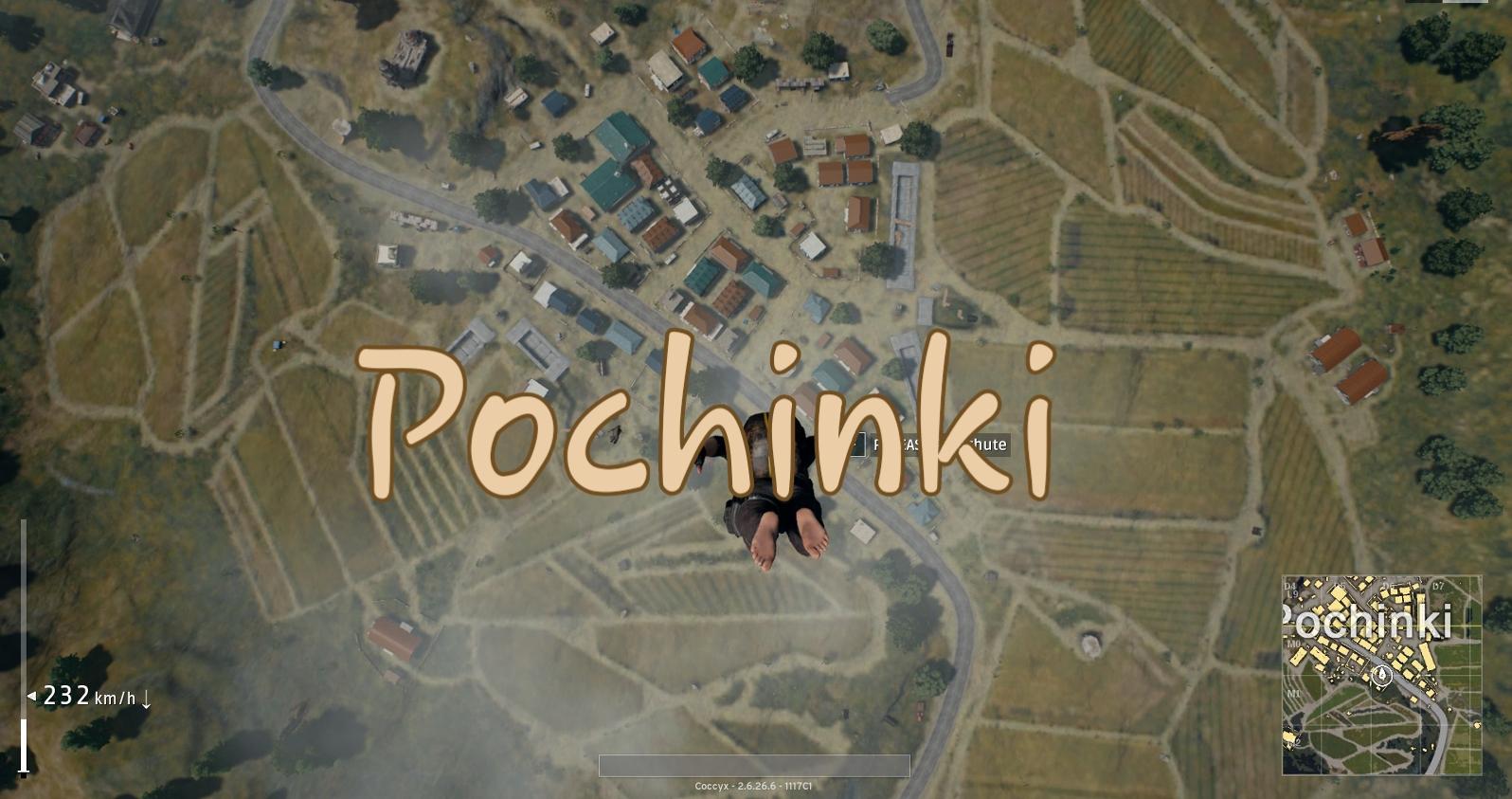 Why are PUBG players afraid of Pochinki?