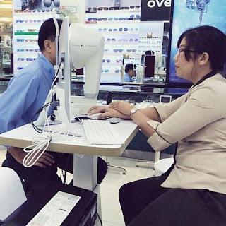 konsultasi periksa mata geratis optik tunggal