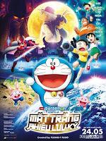 Nobita Và Chuyến Thám Hiểm Mặt Trăng