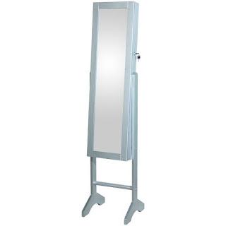 Espejo Joyero Plata Calem