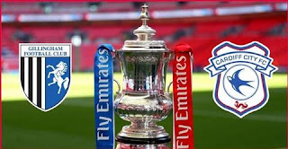 Watch Gillingham vs Cardiff City live Stream Today 5/1/2019 online England FA Cup