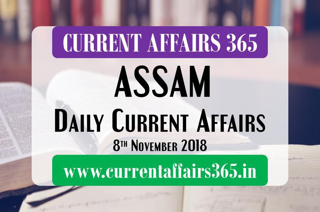 November 2018 ~ Current Affairs 365