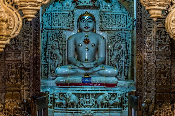 A Tryst with Royalty - Bikaner & Jaisalmer - Day 4 - Jain Mandir - Jaisalmer Fort