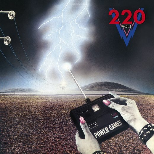 220 VOLT - Power Games [digitally remastered] (2017) full