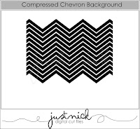 Compressed Chevron Background