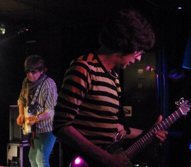 FLAMIN' GROOVIES Loco Club (crónica concierto 12-4-2016)