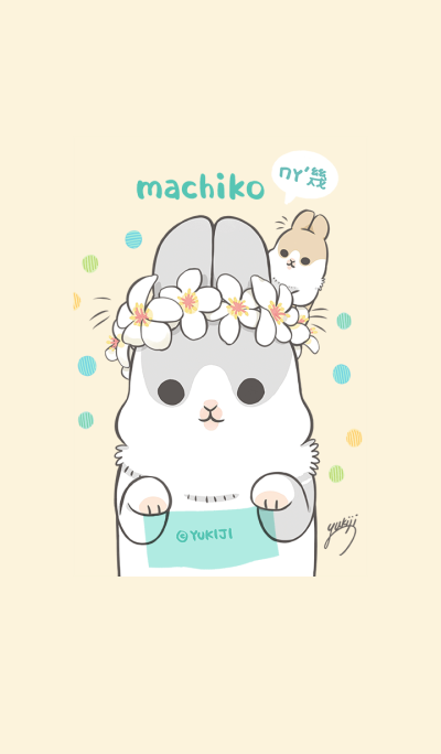Machiko rabbit