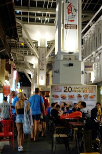 kuliner di chinatown singapore
