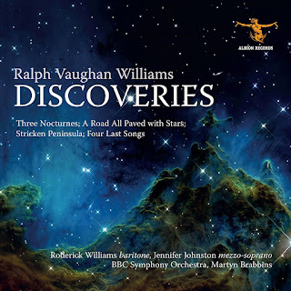 Vaughan Williams Discoveries - Albion Records
