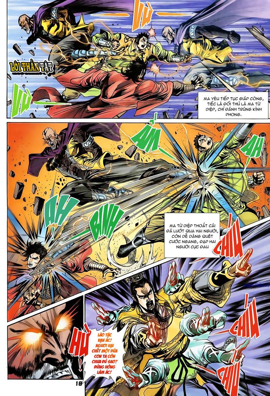 Đại Đường Uy Long chapter 71 trang 18