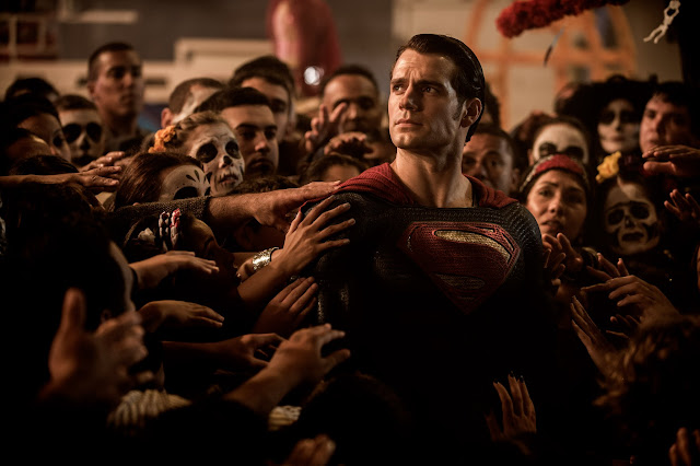 BATMAN V SUPERMAN: DAWN OF JUSTICE HENRY CAVILL as Superman