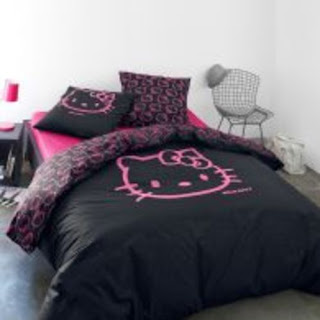 The shopping online couette hello kitty housse de - Hello kitty housse de couette ...