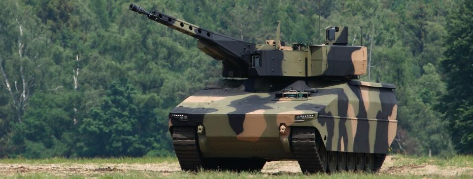 Угорщина підписала контракт з Rheinmetall на придбання та локалізацію виробництва БМП Lynx