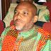 IPOB  leader nnamdi kanu not in custody military declares