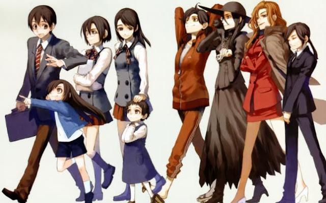 Kure-Nai - Daftar Anime Martial Arts Terbaik dan Terpopuler