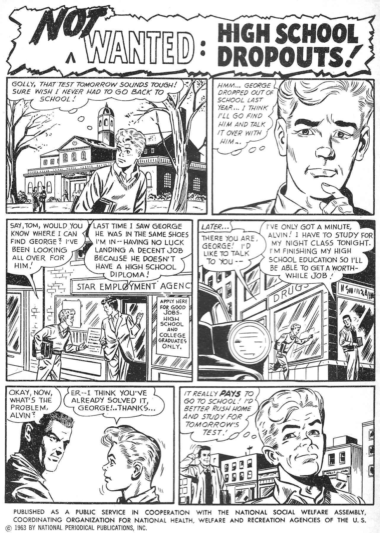 Strange Adventures (1950) issue 153 - Page 2