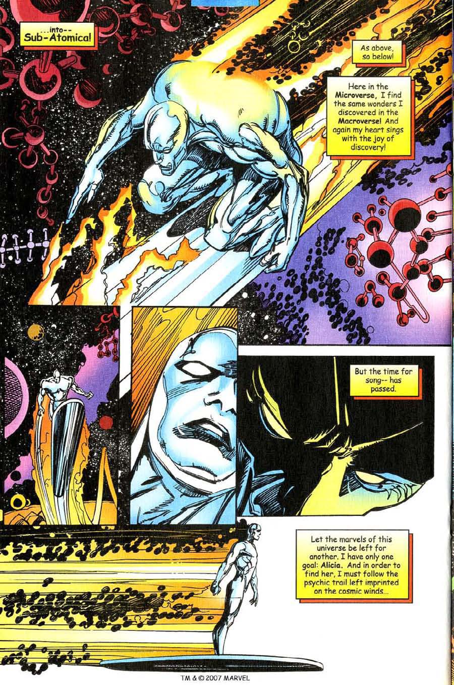 Read online Silver Surfer (1987) comic -  Issue #143 - 22
