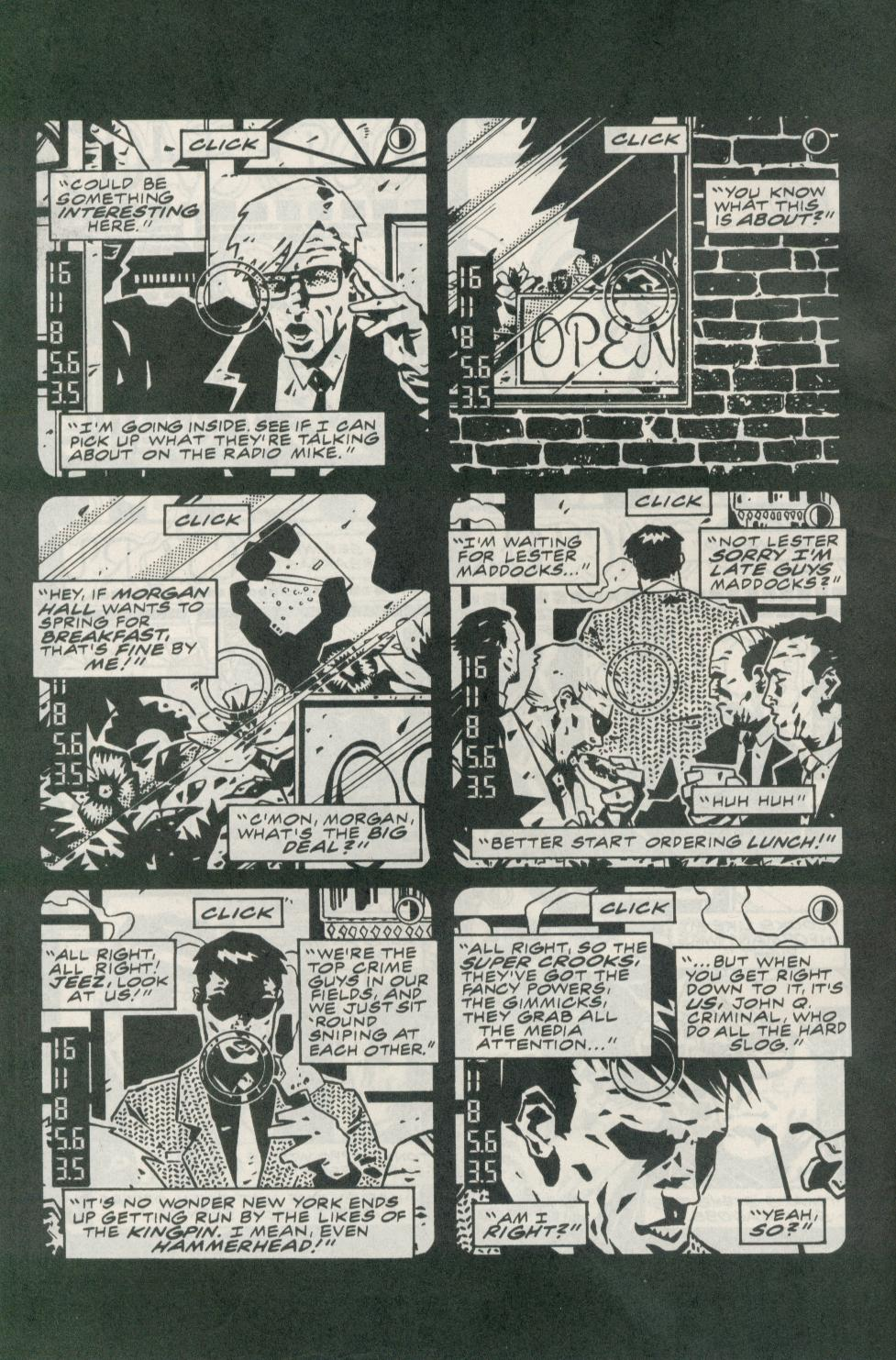 Read online Daily Bugle (1996) comic -  Issue #1 - 3