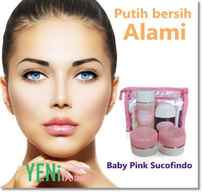 Hasil pemakaian baby pink Sucofindo