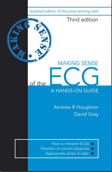 Making Sense of the ECG (3rd Edition)