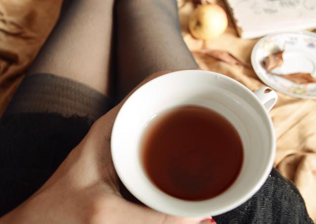 Tea and Autumn Tumblr