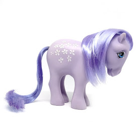 MLP Lilla Year Two Int. Collector Ponies G1 Pony