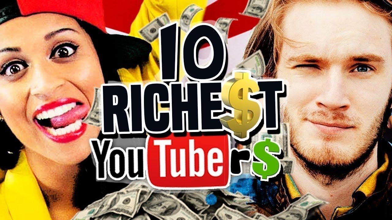 फोर्ब्स लिस्ट 2018:  यूट्यूब से कमाई में कौन कहाँ रहा, जानिये यहाँ...