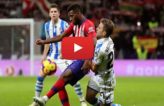 Sant Andreu vs Atletico Madrid