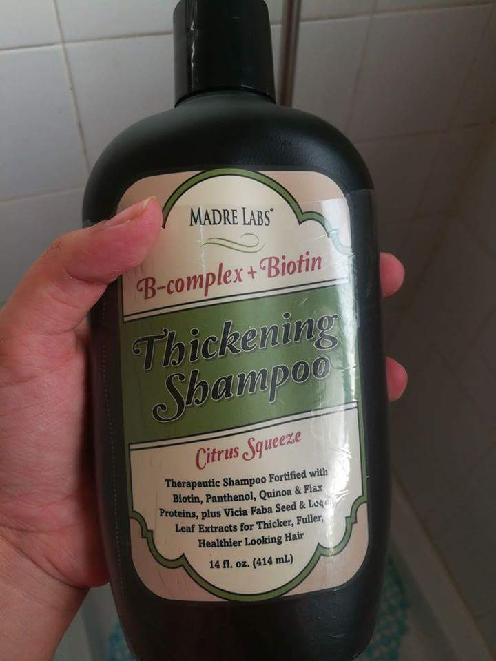 madre lab thickness shampoo life with tangy wife